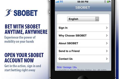 Wap sbobet com mobile betting apps penn state indiana betting line