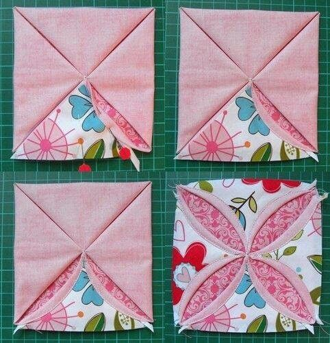 Pin by Desi Nielsen on Quilts to wrap up in... | Pinterest ... : cathedral quilt tutorial - Adamdwight.com