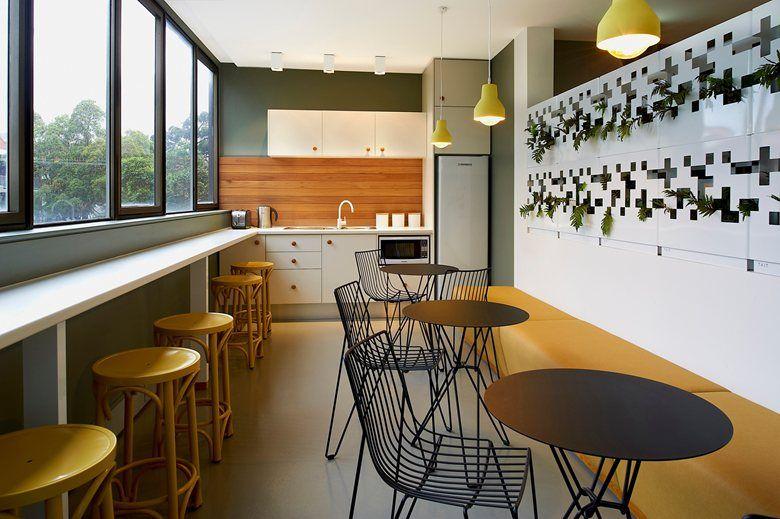 THE WHITE AGENCY, Sydney, 2013 - Brett Mickan Interior Design