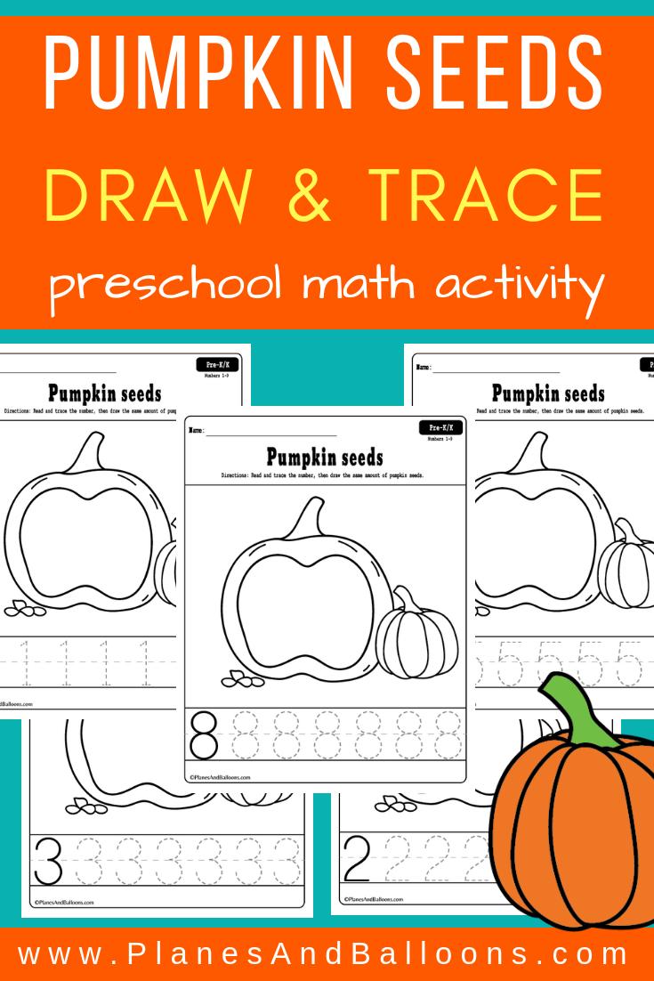 Pumpkin Worksheets For Teaching Basic Preschool Math Math Activities Preschool Pumpkin Activities Preschool Pumpkin Math Activities [ 1102 x 735 Pixel ]