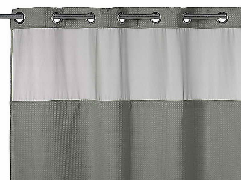 Hookless Shower Curtain Walmart Fabric Shower Curtains Hookless