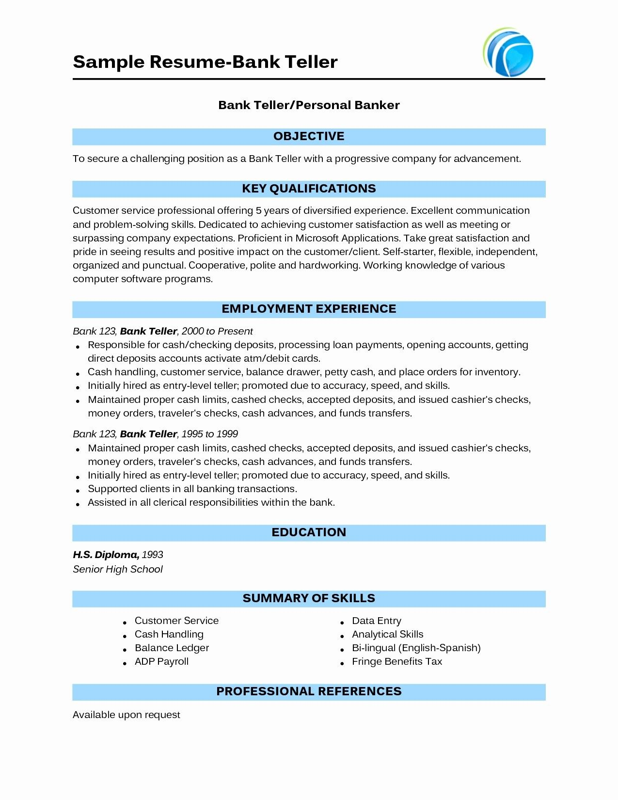Maintenance Mechanic Resume Awesome Fresh Resumes for A