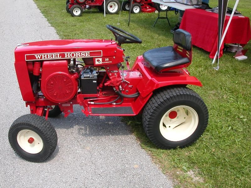 Tractor Restoration How To Tutorials Wheel Horse Tractor Manual Owner Manual Part List Wiring Diagram Doc Wheel Horse Tractor Tractors Vintage Tractors