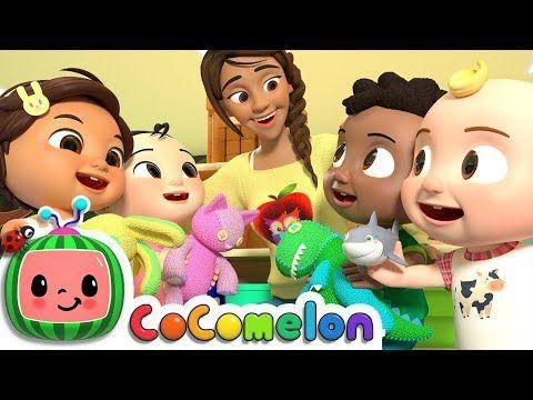 Hello Song | CoCoMelon Nursery Rhymes & Kids Songs ...