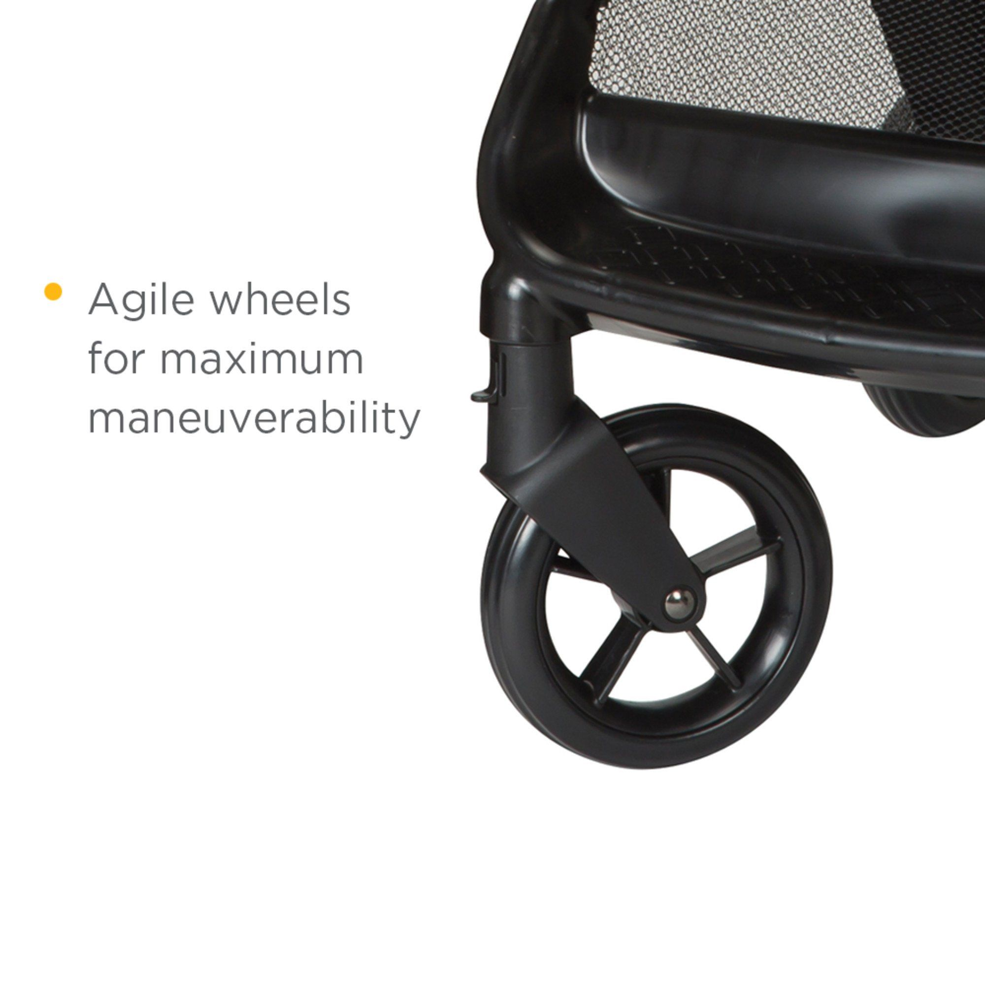 Safety 1st Smooth Ride Travel System with OnBoard 35 LT