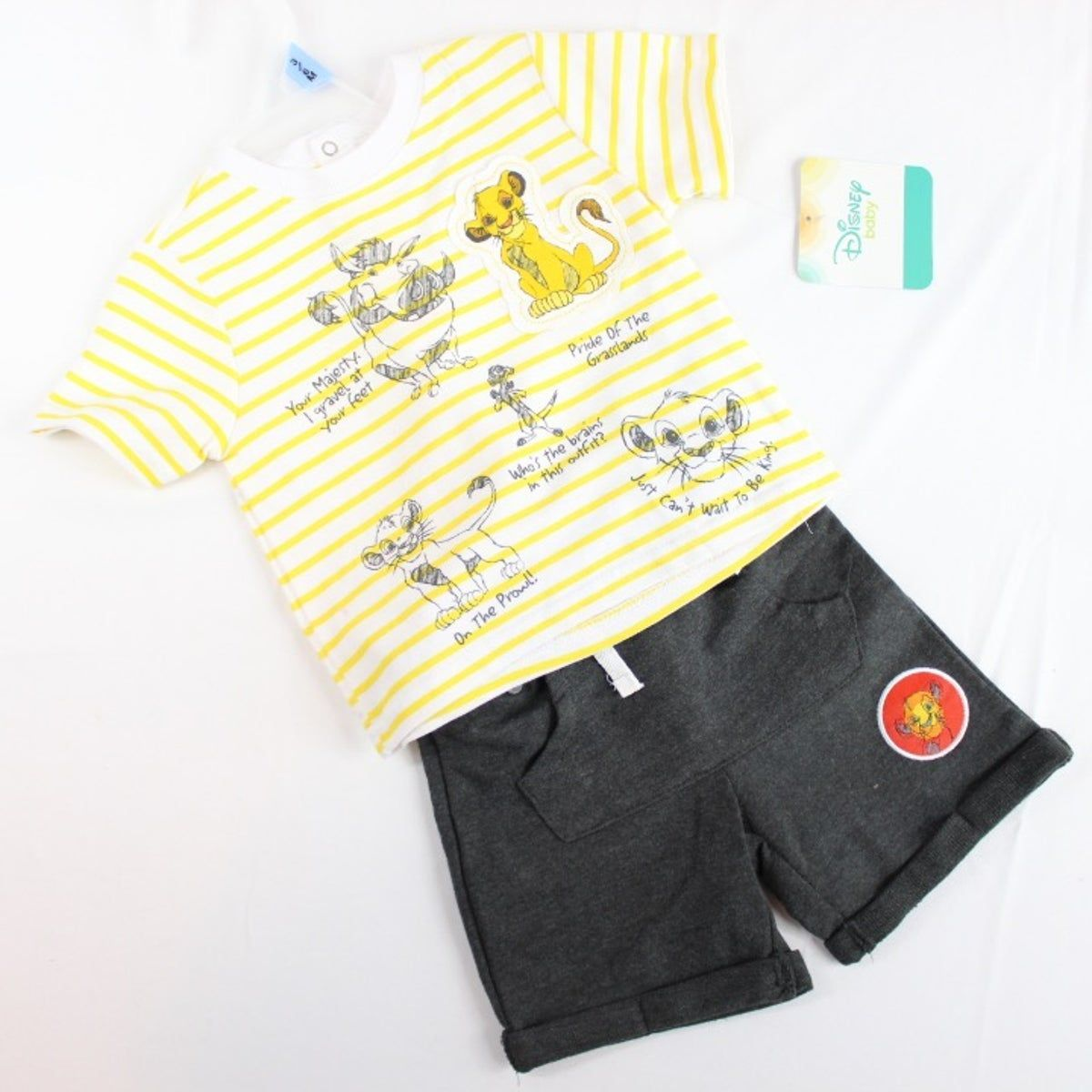 Disney Baby Lion King Baby Boy Outfitbaby boy disney
