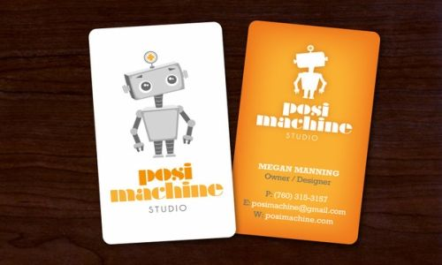 Here we posted some creative and trendy robotic business cards desings if you need help to design your business card branding for you perhaps check out so