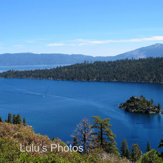 Emerald Bay Lake Tahoe Landscape Photography Note Cards Photo Mat Cards And Prints Emerald Bay Lake Tahoe Lake Tahoe Landscape Photography