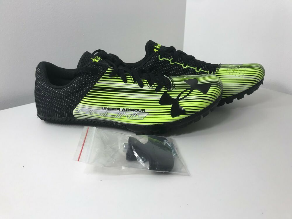 aeb5d1bd5fa Under Armour 1273939-300 Mens Kick Sprint Spike SIZE 8.5  fashion  clothing   shoes  accessories  mensshoes  athleticshoes (ebay link)
