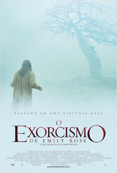 O Exorcismo De Emily Rose Poster Com Imagens Filmes De