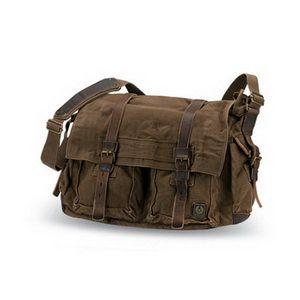 cee08b24ca Belstaff Colonial Large Shoulder Bag 554 Mountain Brown | Bag a Pack ...