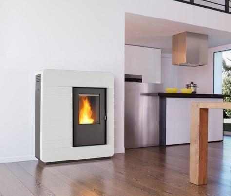 Che cosa sono le termostufe a pellet le termostufe a for Caldaia a metano o pellet cosa conviene