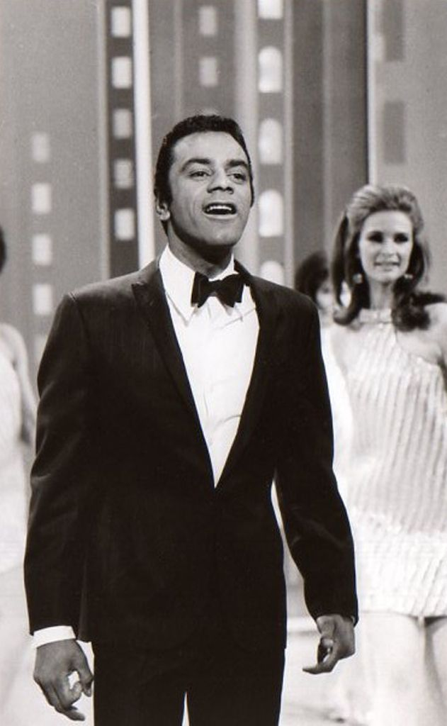 Johnny Mathis- THE crooner of my day. Remember the Twelfth of Never ...