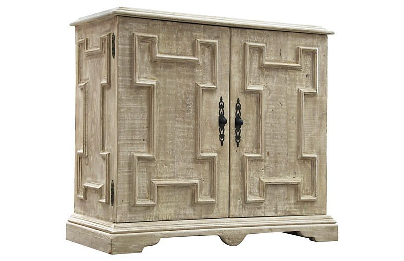 Reclaimed Gothic Cabinet Unfinished Cfc