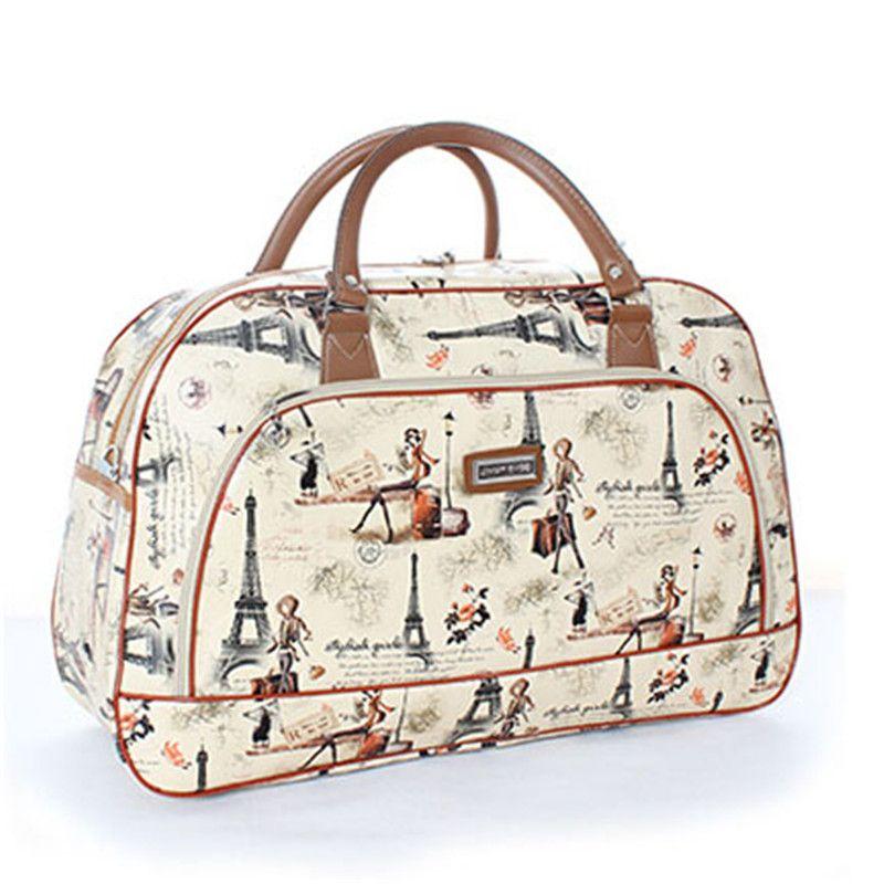d868a3353e877 نساء حقائب السفر 2015 جديد الموضة بو الجلود سعة كبيرة حقيبة عارضة حقائب  السفر الأمتعة واق حجم 54 33 21 سنتيمتر YA0404