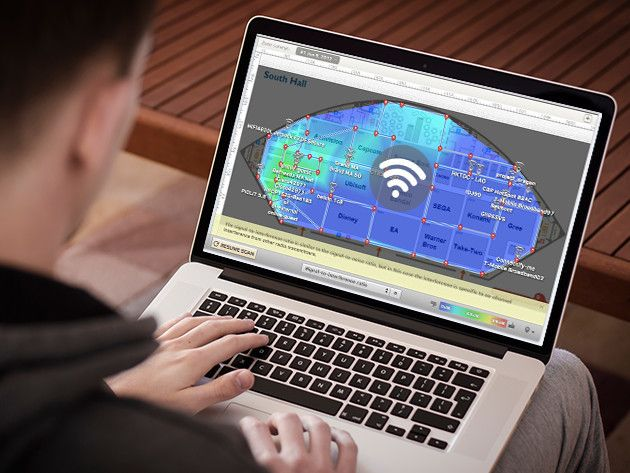 Surf faster with the NetSpot Pro Wi-Fi optimizer now 87%