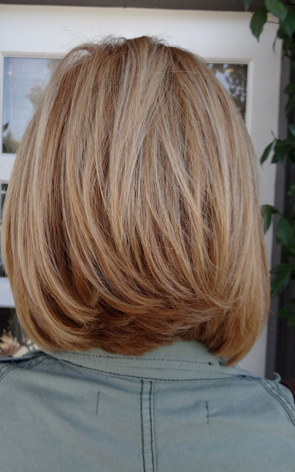 Back cut favoritos pinterest brassy hair hair style and hair cuts