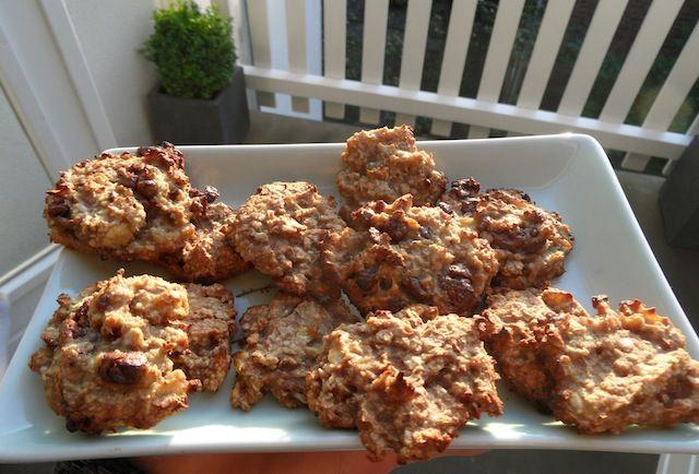 caloriearme koekjes