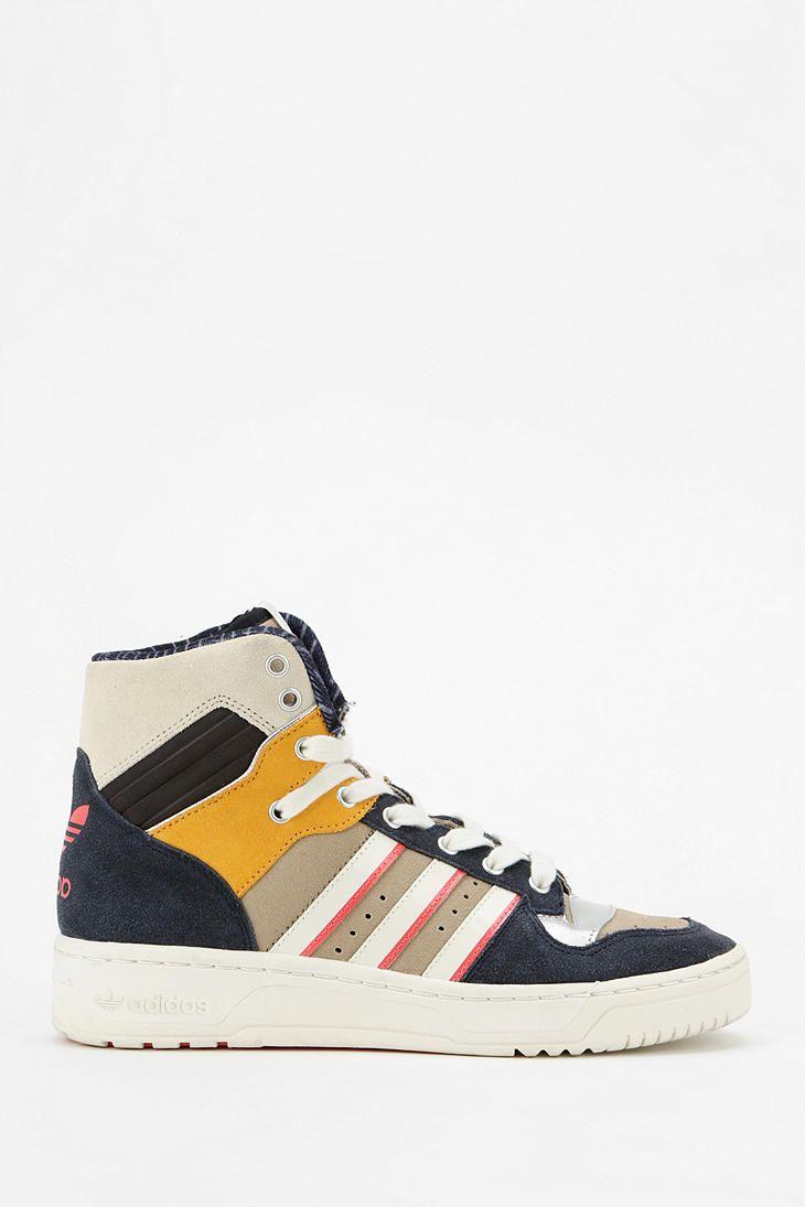 Adidas Originals Pro Conference Hi Sneakers Magazine