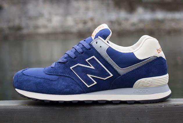 new balance nb 574 Blue