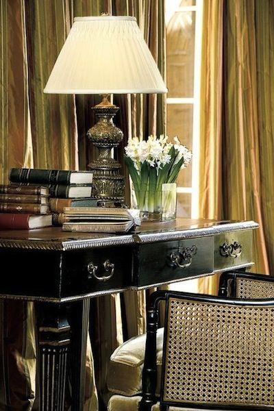 table style noire