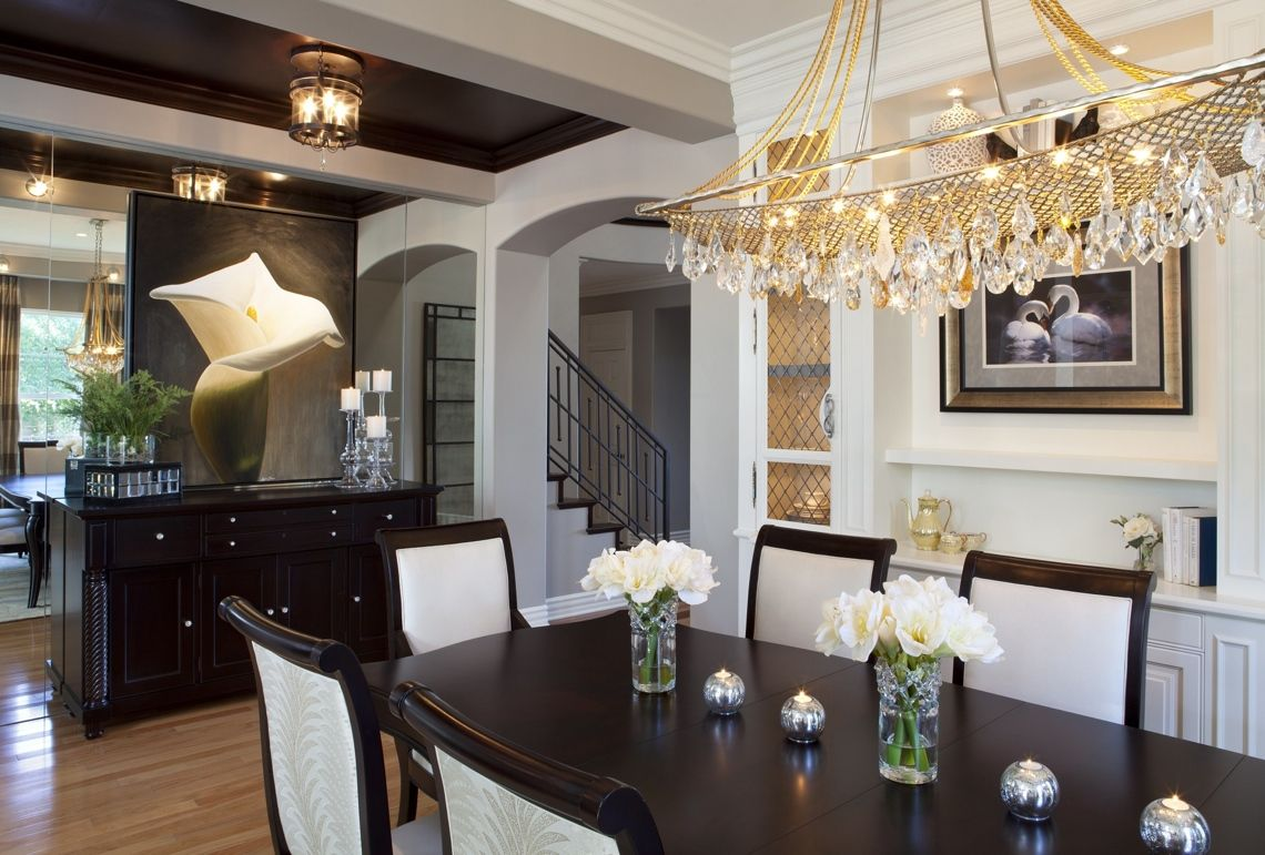 Modern Home Dining Rooms. 20 Stunning Transitional Dining Design ideas  Room Rebecca robeson and Interiors