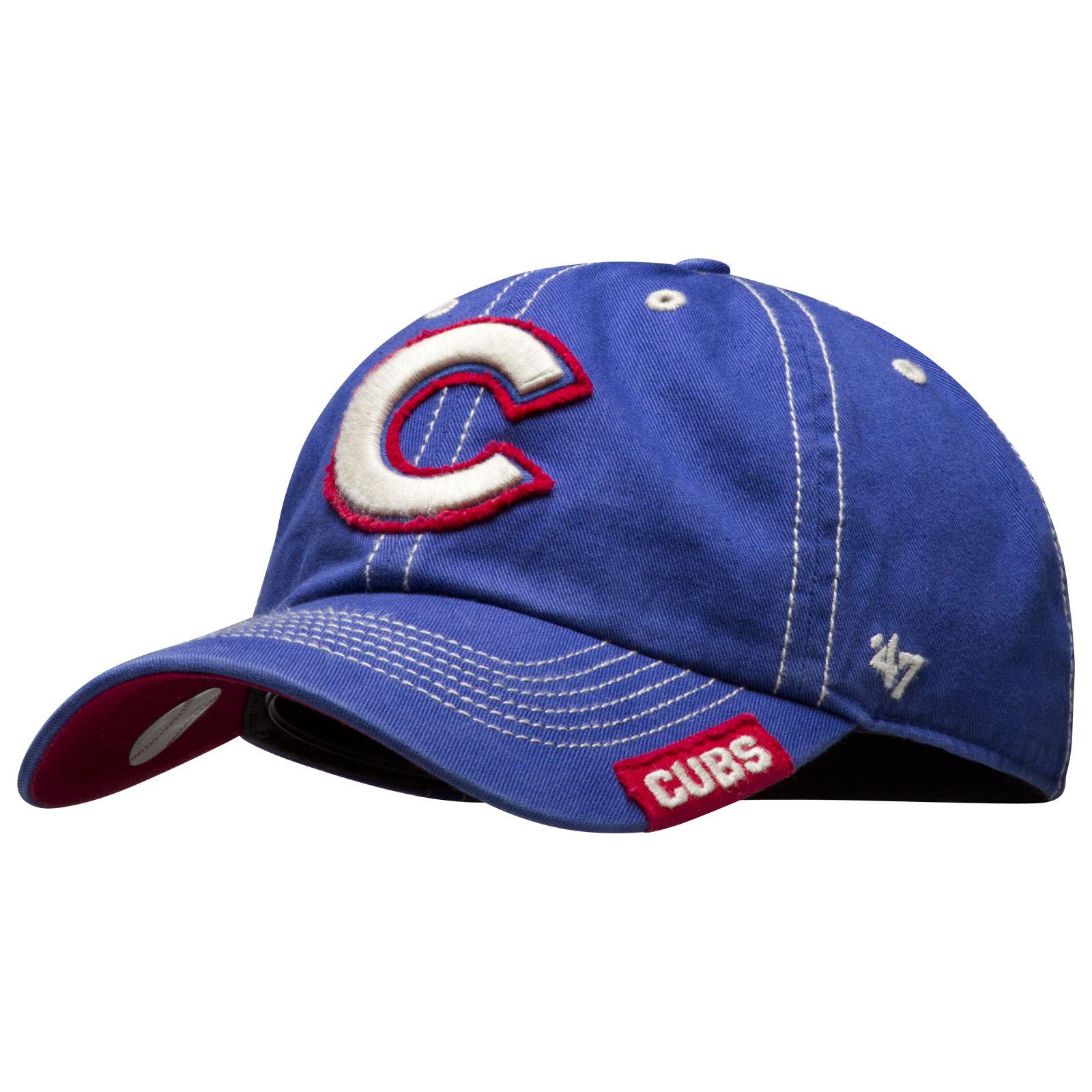 eeecf452352 Chicago Cubs Royal Frayed
