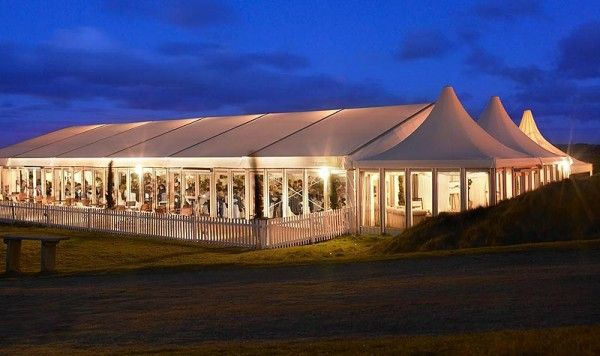 Venue Review: Weddings at The Lodge at Doonbeg Golf Club ...