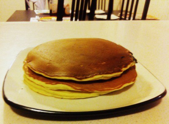 The Most Bestest Pancakes