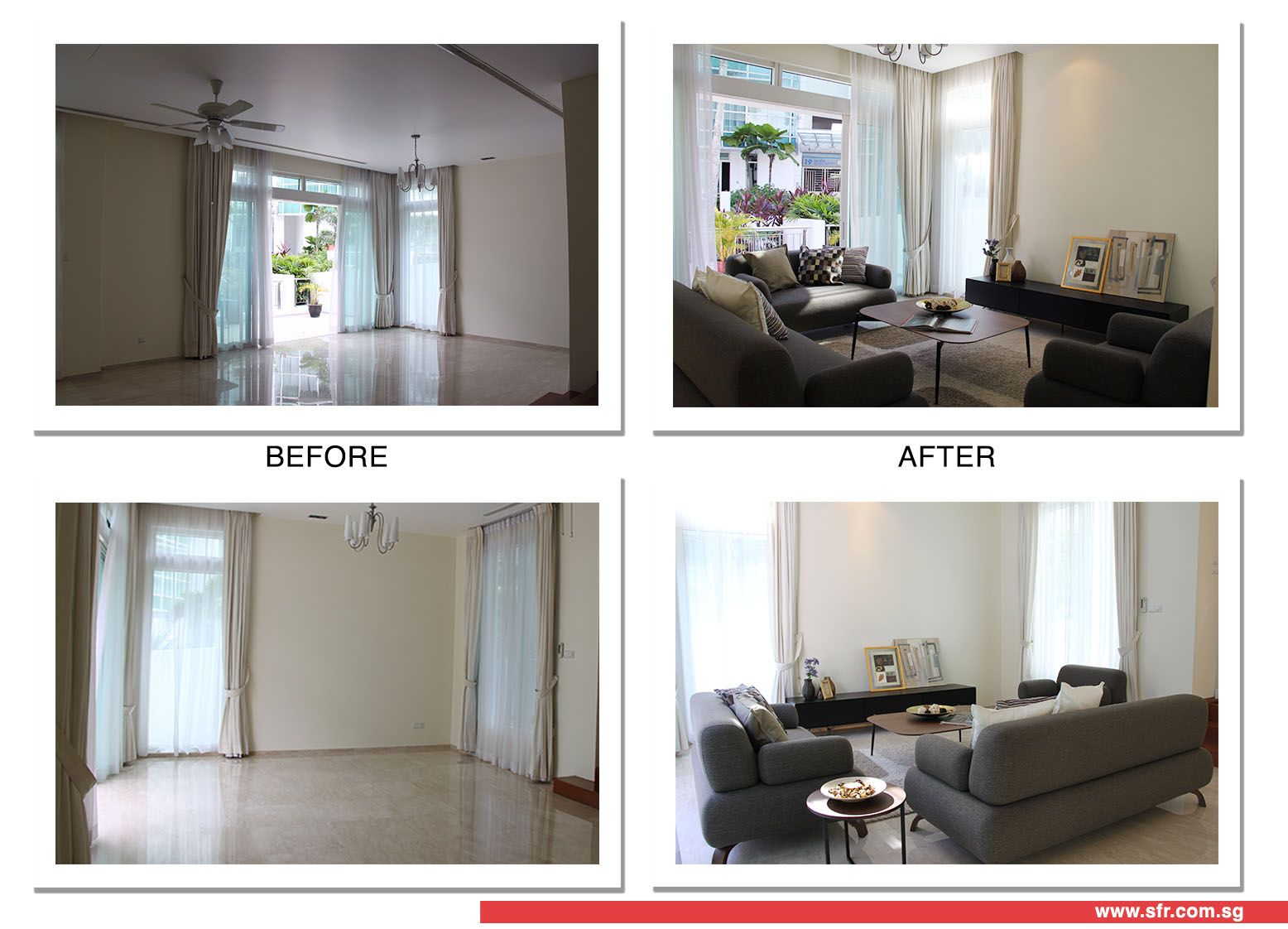 Home Staging In Singapore   Service Provided By Singapore Furniture Rental
