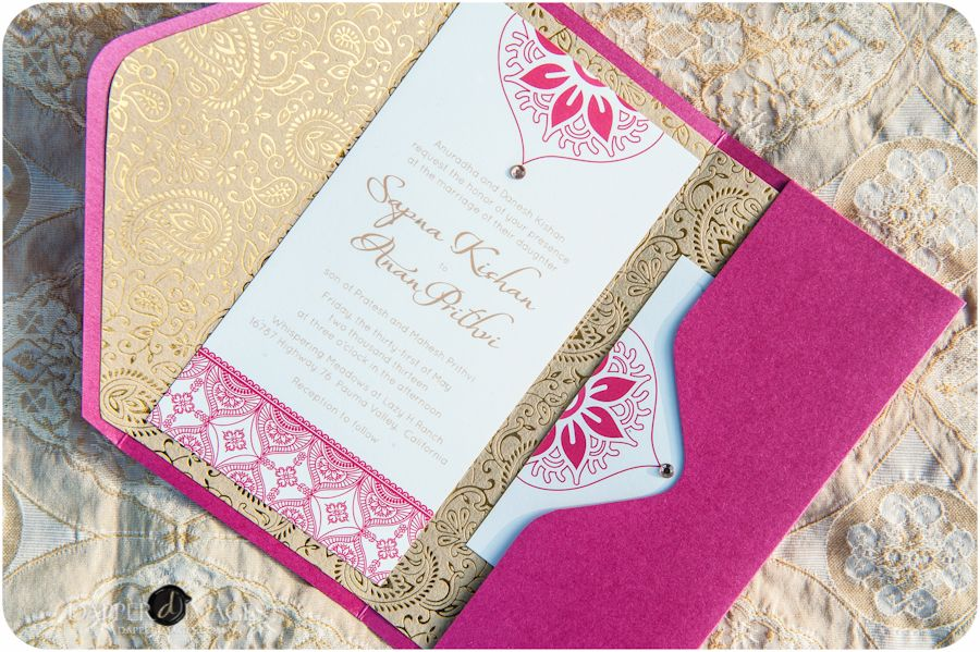 Get beautiful Invitation Cards printing with diecut and custom – Wedding Cards Indian Style
