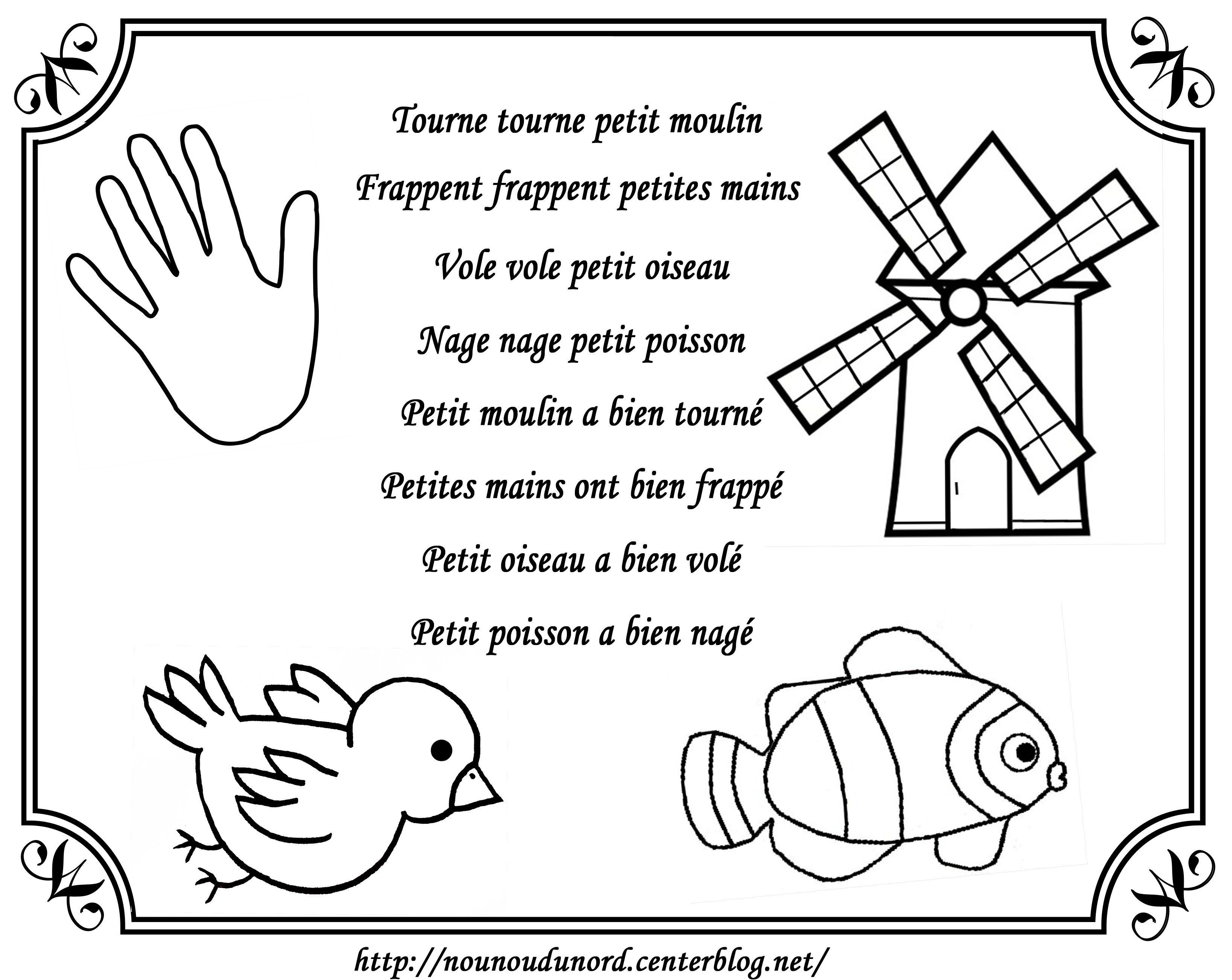 Coloriage rentr e maternelle imprimer pour les enfants cp22842 chansons pinterest - Dessin rentree ...
