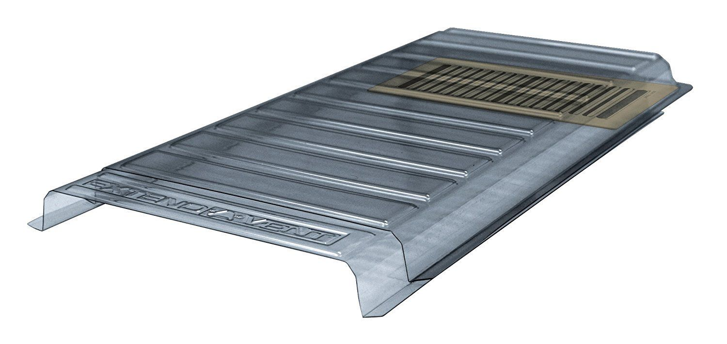 12 35 Vent Air Deflector Cold Wall Floor Cover Heat Conditioner