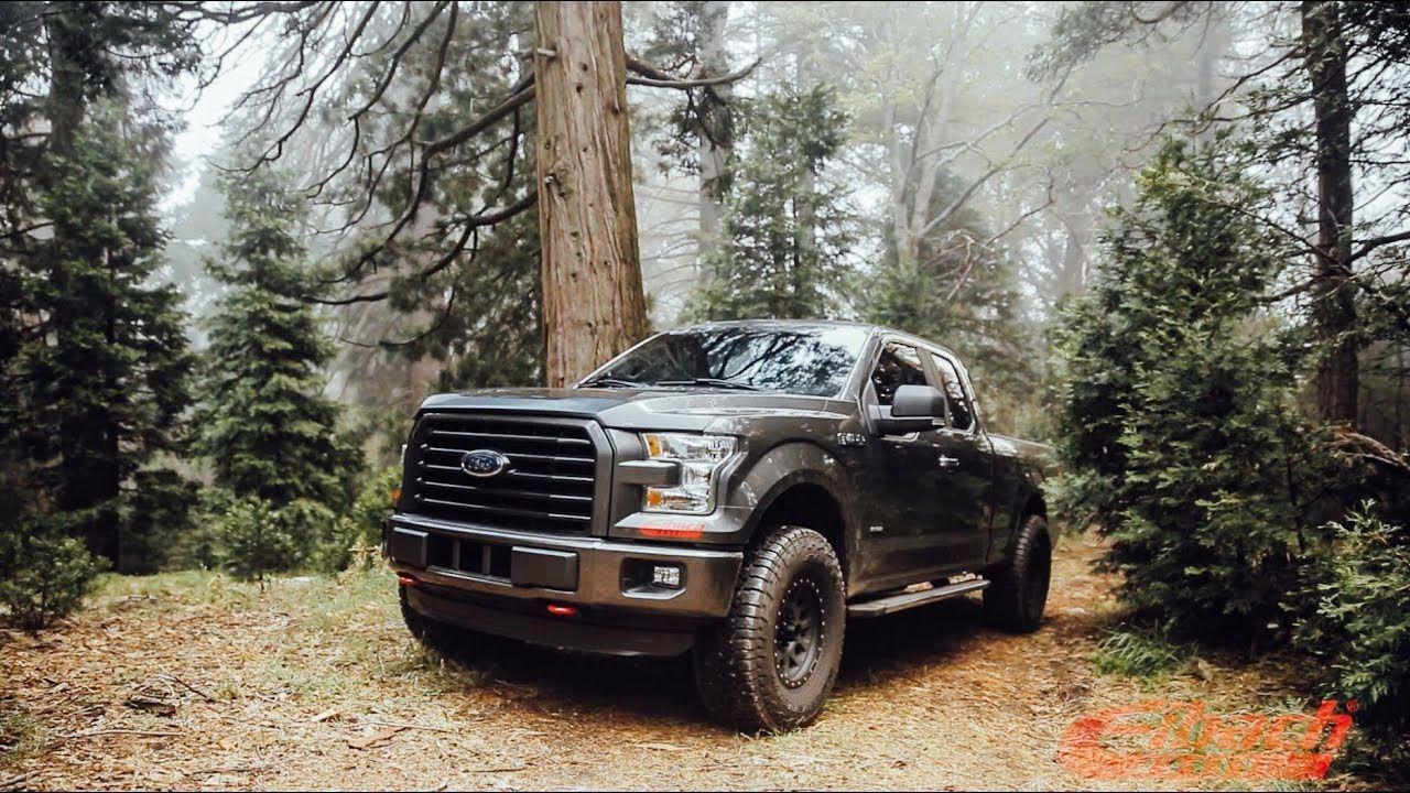 Eibach Pro Truck Lift System Review di 2020