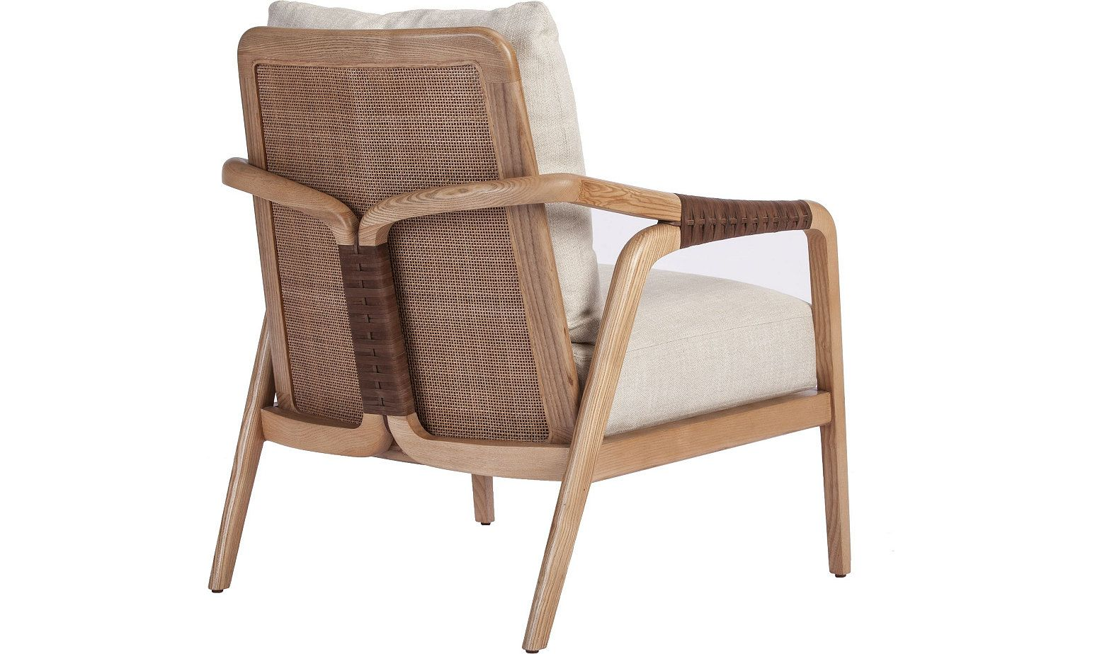 mcguire furniture company. Knot Lounge Chair By McGuire - A-102 Mcguire Furniture Company