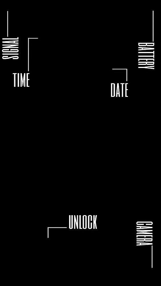 Pin Oleh Batrisyia Di Wallpapers Wallpaper Ponsel Latar Belakang Wallpaper Lucu Iphone itunes lock screen wallpaper 42