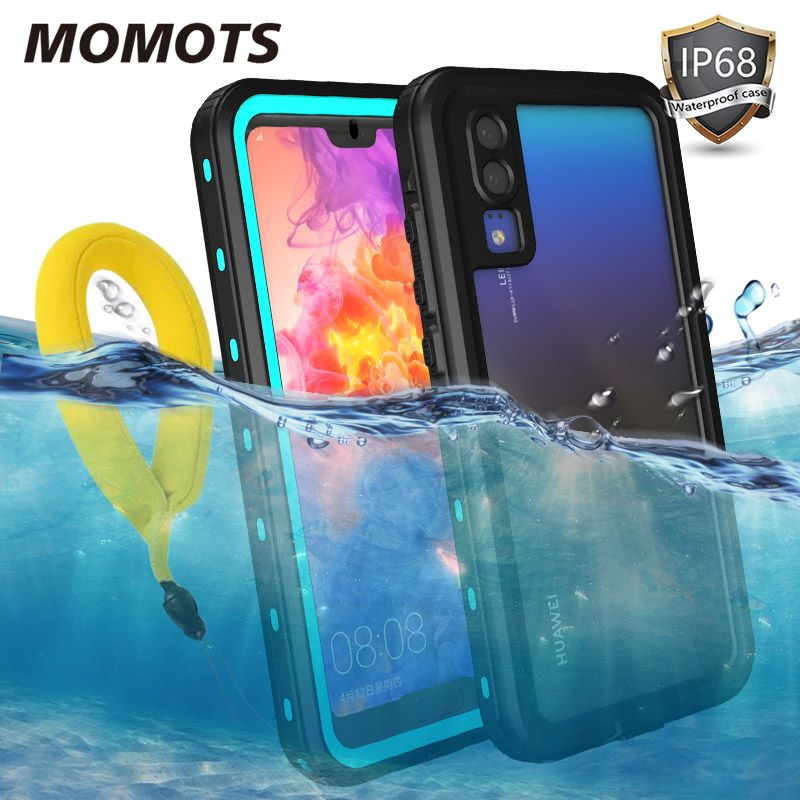 Shockproof Waterproof Case for Huawei P20 Pro P20 Lite P30 Lite ...