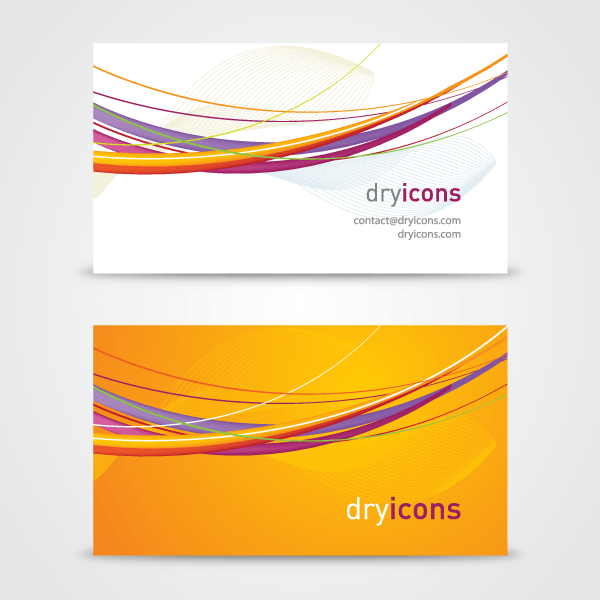 Vector Business Card Vector Graphic More Free Vector Graphics - Free vector business card templates