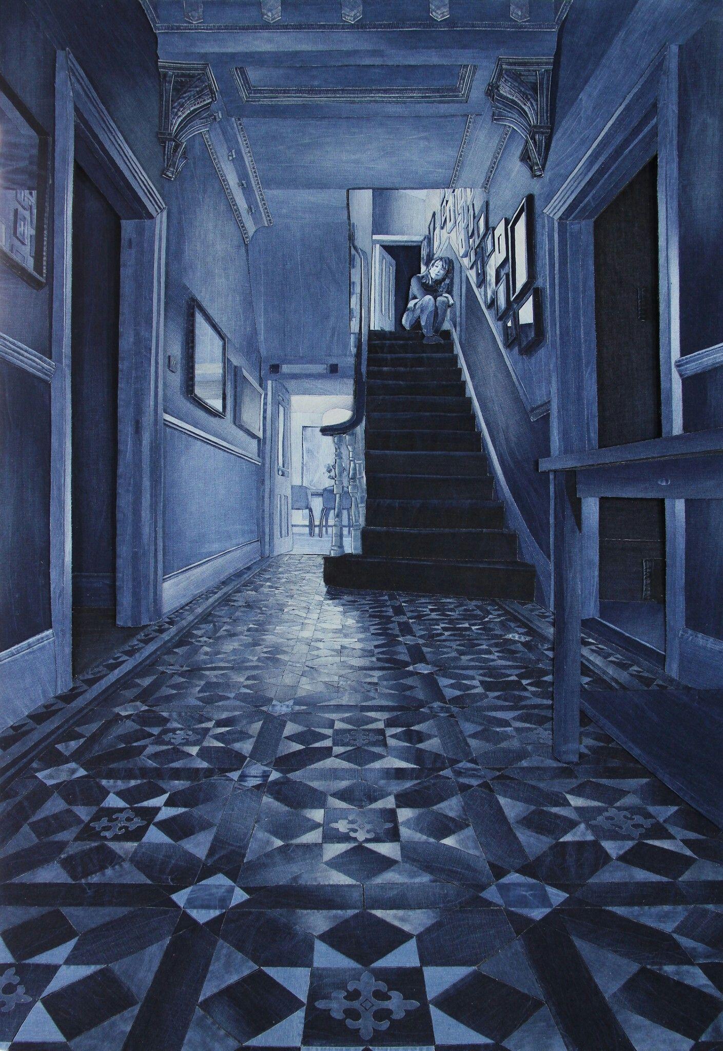 Behind Closed Door by Ian Berry