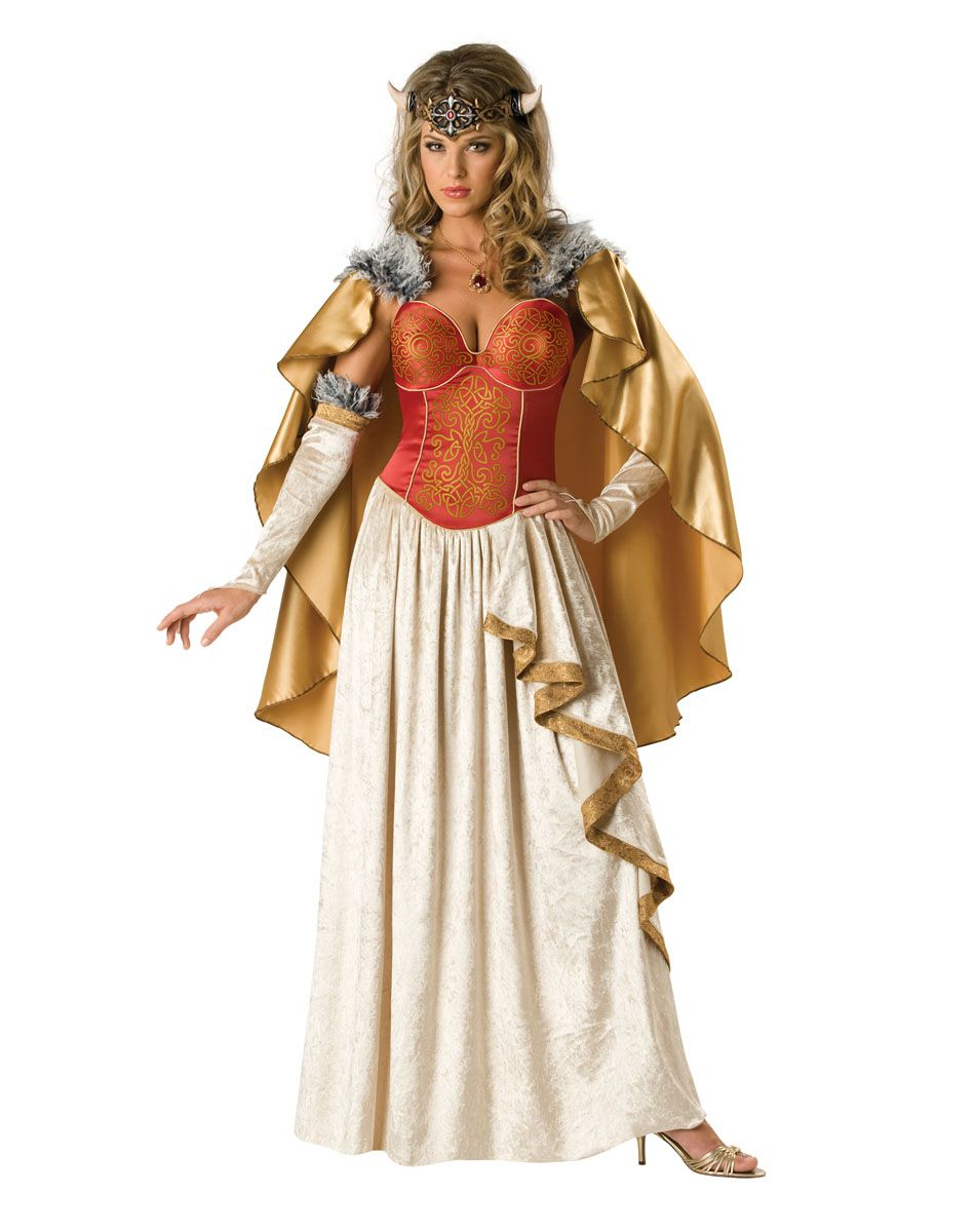 Viking Princess Adult Costume  Good idea needs different materials.  sc 1 st  Pinterest : princess adult costumes  - Germanpascual.Com
