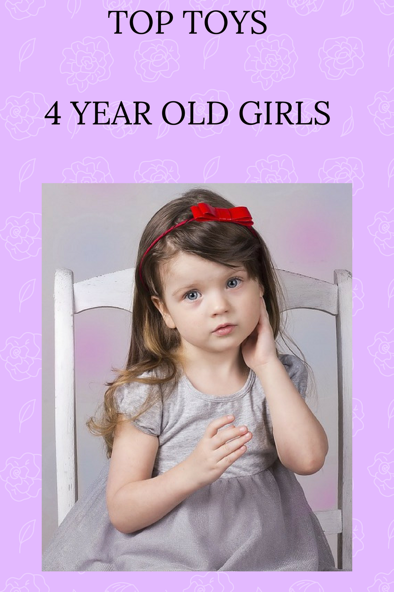 The best toys for a 4 year old girl includes lots of gift ideas for ...