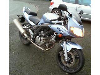 Suzuki Sv 650 S 06reg Mot Tax Used Motorcycles For Sale