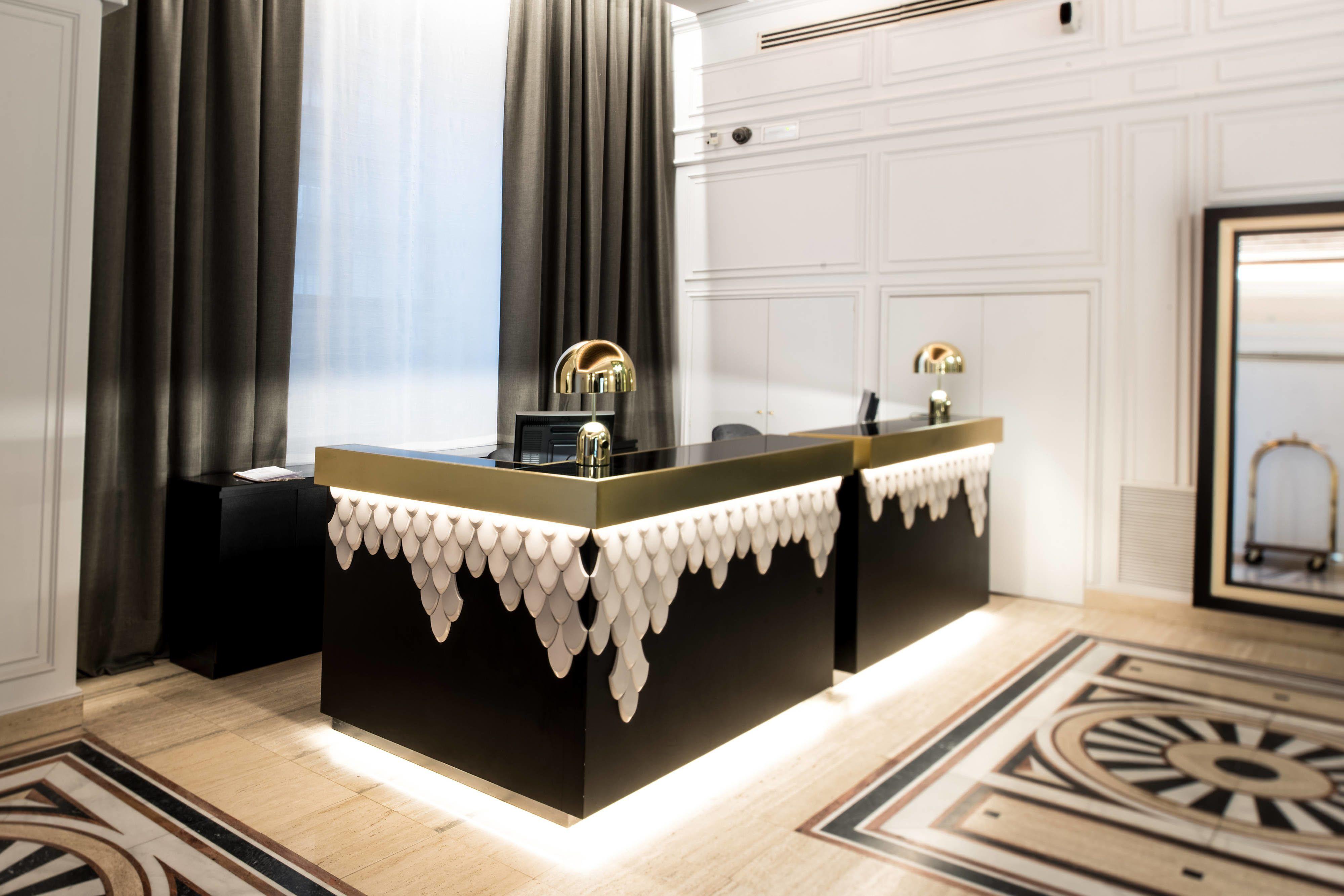 Eugenia De Montijo, Autograph Collection Reception Area #Traveling, #Suite, #Hotel