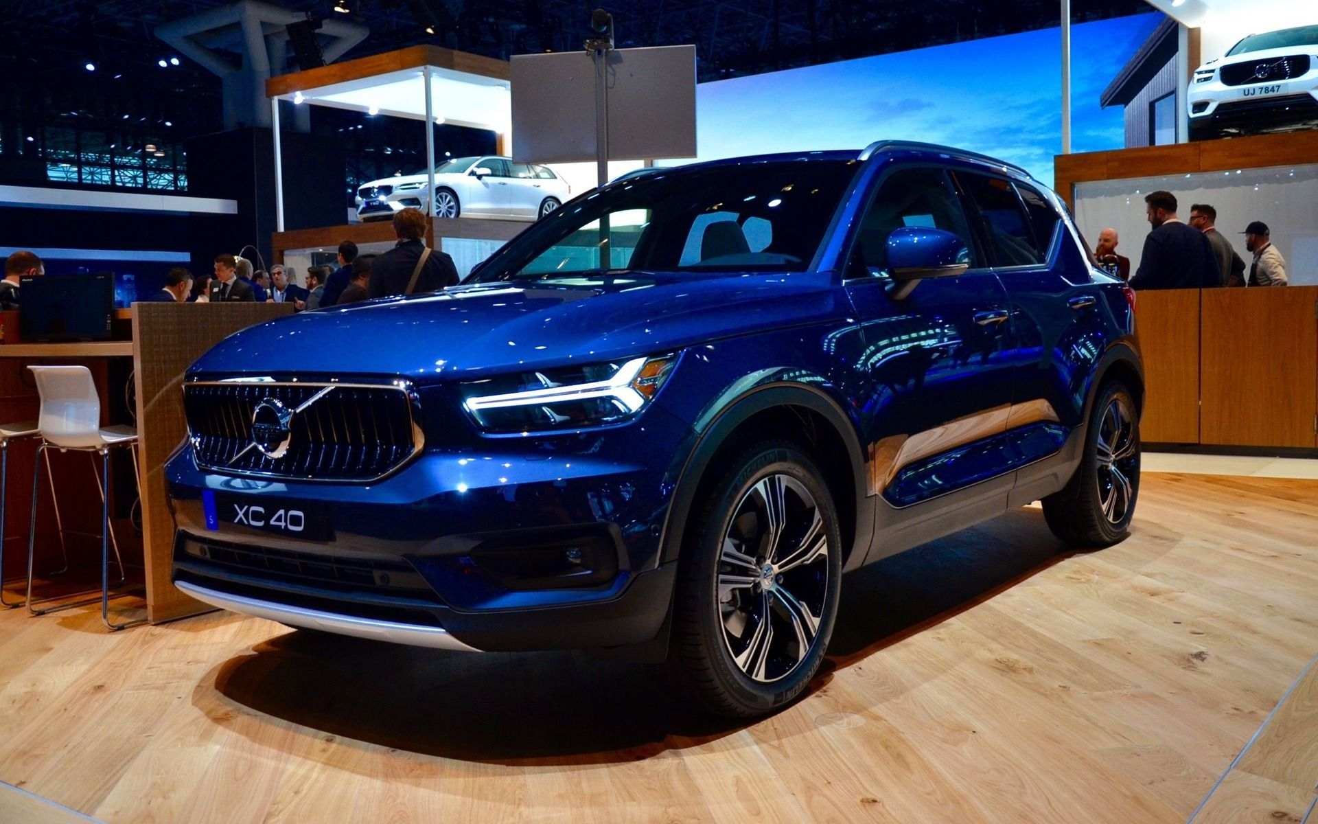 Volvo Xc40 2019 Video Review Suv Volvo Xc40 Automotoreview Com