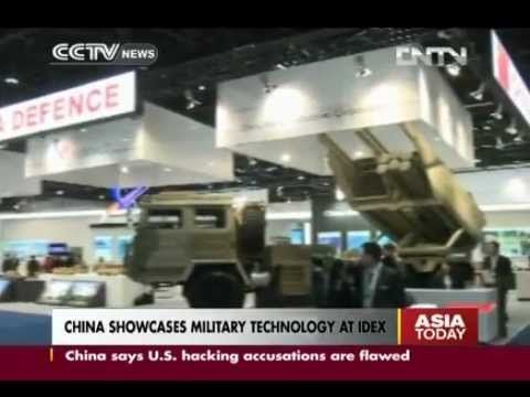 China showcases military technology at IDEX - http://tech.onwired.biz/technology/china-showcases-military-technology-at-idex/