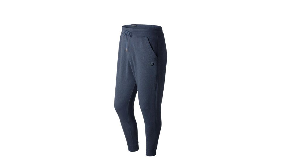 Classic Tailored Sweatpant, Deep Porcelain Heather