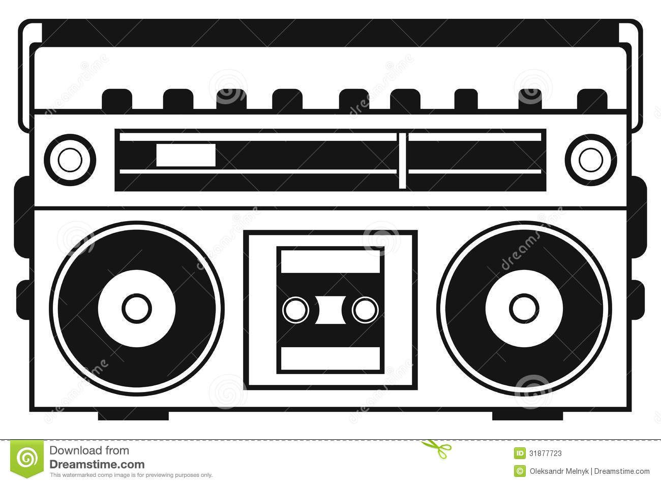 Boombox Clipart Repinlikeview Pic Boombox Drawing Boombox Boombox Art