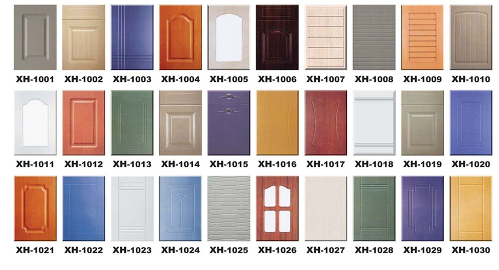 Many Kinds Kitchen Cabinet Door Types and Model