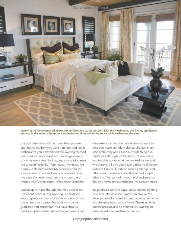 Amazon.com: Sabrina Soto Home Design: A Layer By Layer Approach