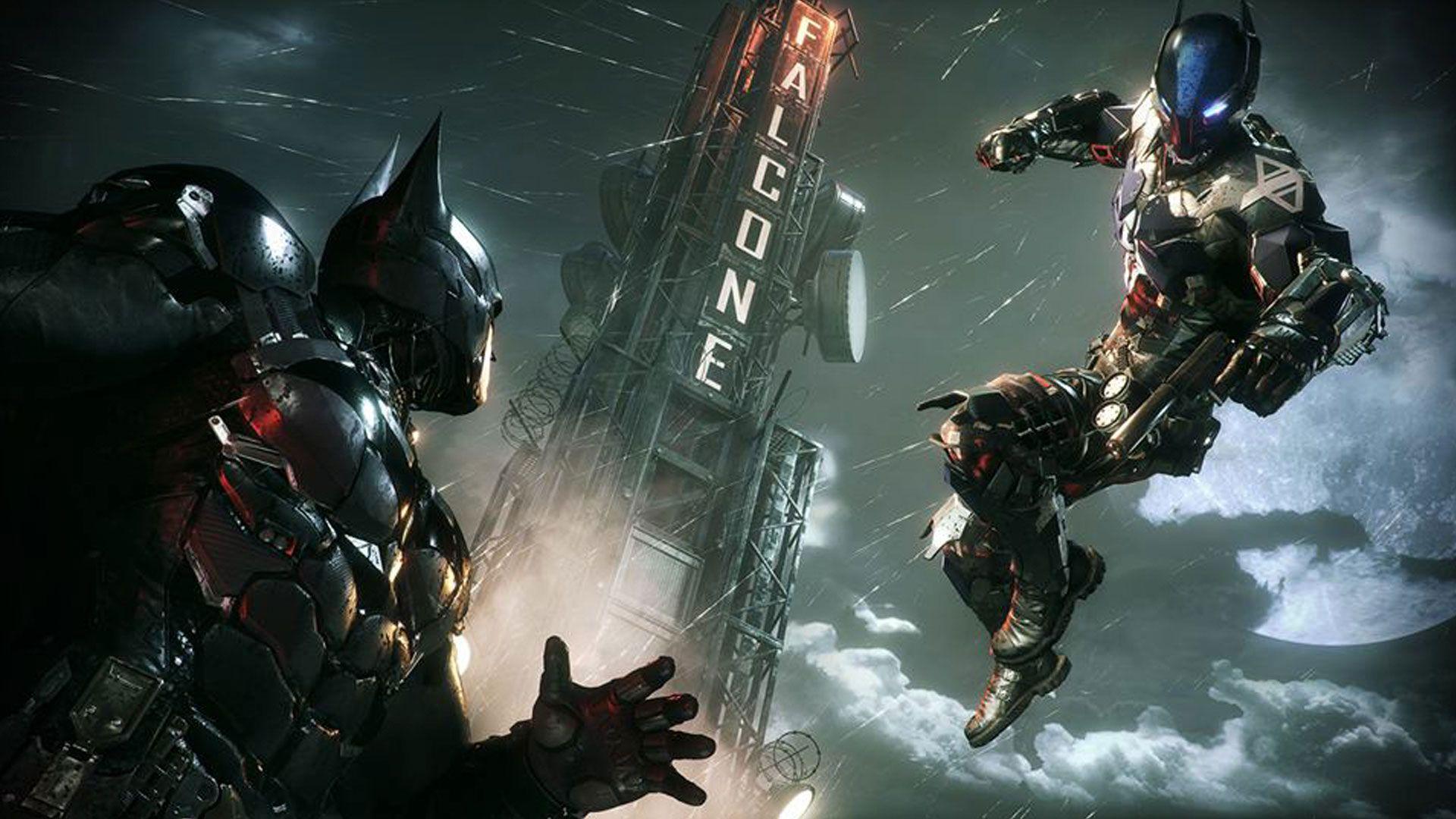 Arkham Knight Vs Batman - Batman Arkham Knight #BatmanArkhamKnight #BatmanArkham #ArkhamKnight #Batman